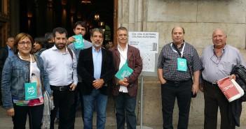 Delegazione internazionale alle elezioni Catalane