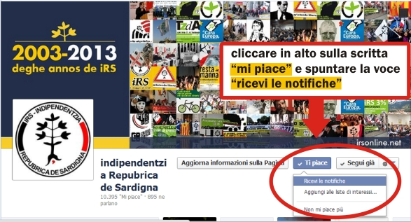 irs page fb
