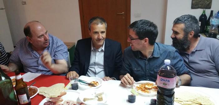 Cena con i Pastori Sardi