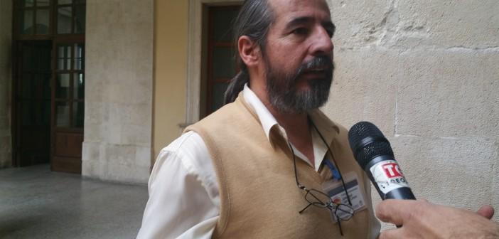 Raul Garcia Linera intervistato da Videolina