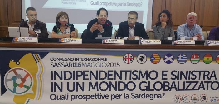 Carlo Pala introduce gli ospiti internazionali
