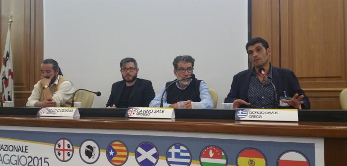 intervento di Giorgio Davos - Giornalista rappresentante di Syriza