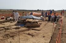 monti prama scavo