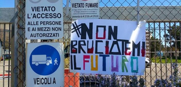 non bruciamoci il futuro
