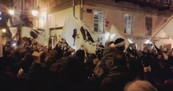 vittoria in corsica