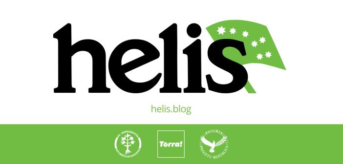 Nasce Helis.blog , Fintzas a sa Repùblica!