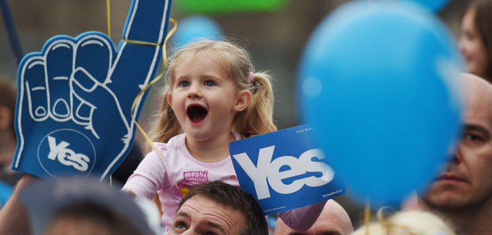 Alex Salmond delivers final independence speech in Perth