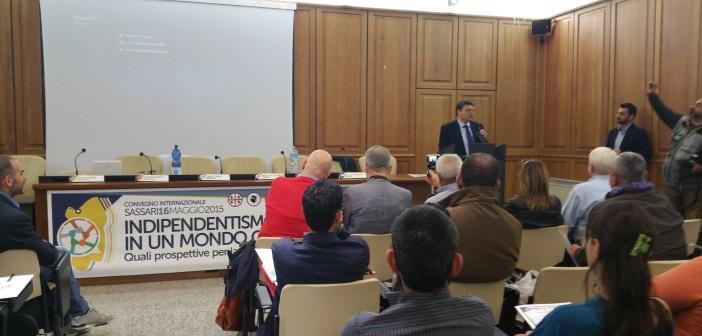 Saluto del Presidente del Consiglio Regionale della Sardegna Gianfranco Ganau