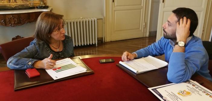 Conxita Bosch intervitata da un dottore di ricerca in Scienze Politiche