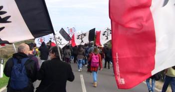 """iRS partecipa alla manifestazione """"Fermiamo la Trident Juncture"""""""